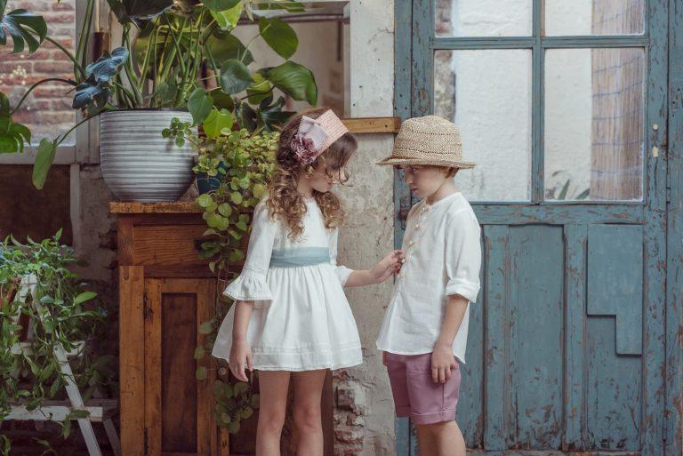 moda infantil primavera-verano 2021