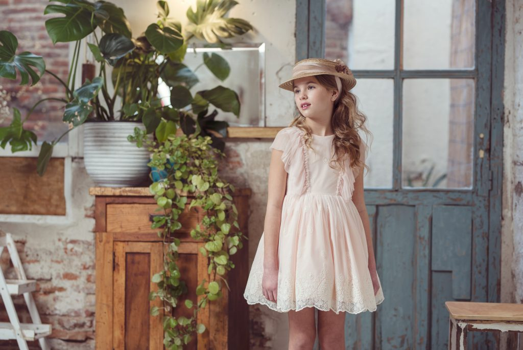 Vestidos de niña para ceremonias